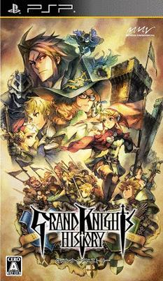 Descargar Grand Knights History [JAP][FIX] por Torrent